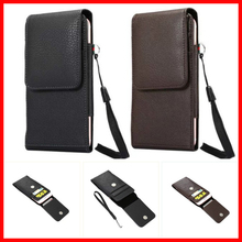 cell phone Waist Pack, For iMAN Victor Pouch Bag with Belt Clip Holster Case + Lanyard gift