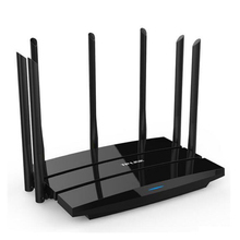 NEW TP-LINK TL-WDR8500 AC2200 802.11ac Dual Band Gigabit Wireless wifi router 2.4GHz 450Mbps 5GHz 1733Mbps 7 high-gain antennas(China (Mainland))
