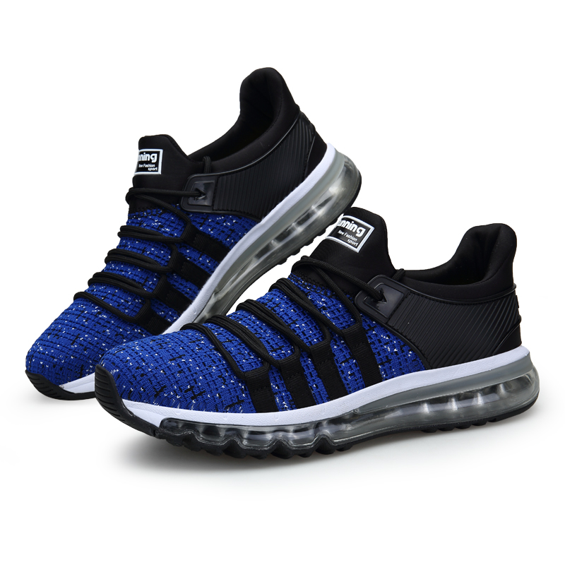 men sneakers springblade mesh breathable lace up trail running shoes for 2018 summer students boys athletic shoes lace up breathable mesh athletic shoes