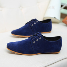 Whoholl Flock Men Shoes Denim Lace-Up Casual New 2017 Plimsolls Breathable Male Footwear Summer Size 39-46