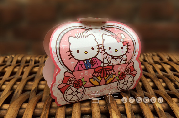 Hello Kitty Wedding Gift: Hello Kitty Candy Box Wedding,Lovely Baby Shower Favors