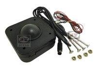 4.5 см освещенные подсветкой Диаметр круглый разъем PC мышь трекбол для игровых автоматов аксессуары-игровой автомат