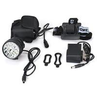 ISHOWTIENDA Rechargeable Bike Light Front Handlebar 30000LM 12 x CREE XM L T6 LED 6 x 18650 Cycling Light Waterproof Lamp