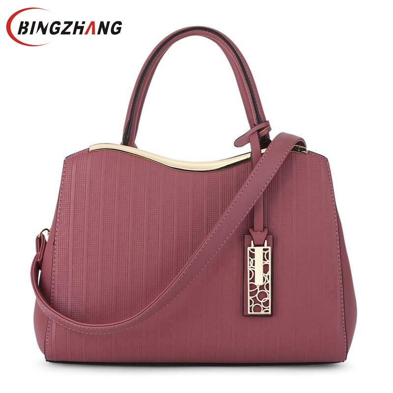 1a382b7b111a Новый 2018 Для женщин Сумки роскошные сумки модные Сумки сумки Для женщин известный  бренд BOLSOS feminina Для женщин Сумки на плечо l4-2782