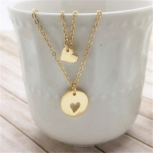Big sale in jewelry dropshipping wholesale 2pcs mother daughter big sale in jewelry dropshipping wholesale 2pcs mother daughter necklace heart love bar necklaces pendants aloadofball Choice Image