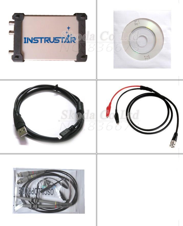 Free shipping New ISDS220B 60MHz 200MSa s 4 in1 PC USB virtual font b Digital b