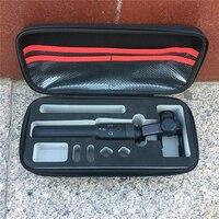 Gopro karma grip hero 6 5 gimbal stabilizer 용 하드 가방 운반 케이스