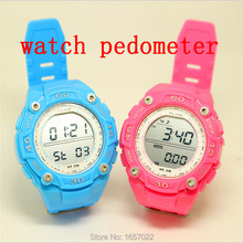 women watch pedometer High