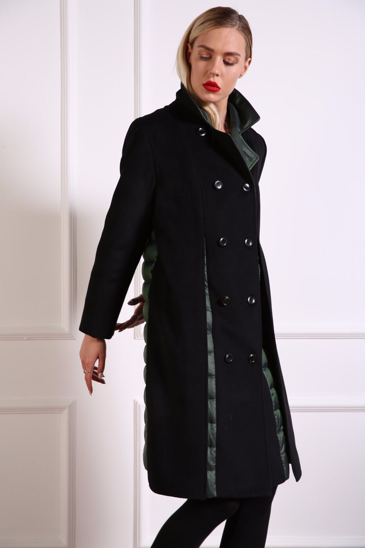 2016 New Winter Fashion Women Coat High quality Wool ...
