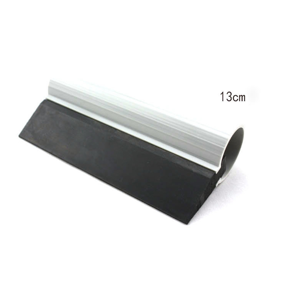 Image 2 - 13cm Turbo Squeegee Window Film Tools Tube Rubber Scraper Silicone Water Blade Decal Wrap Applicator Car Home Tint MO 148-in Car Stickers from Automobiles & Motorcycles