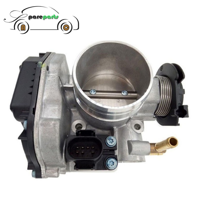 LETSBUY 408237111017Z NewThrottle Body Fits For V W Bora Skoda Octavia Golf Mk IV For New Beetle A2C59518043 06A133064H in Throttle Body from Automobiles Motorcycles