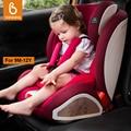 Babysing isofix asiento de coche de bebé ajustable booster aprovechada para 9 m-12y assento de carro s1