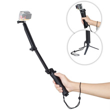 Mini Tripod Monopod Universal  3 Way gopro sports camcorder