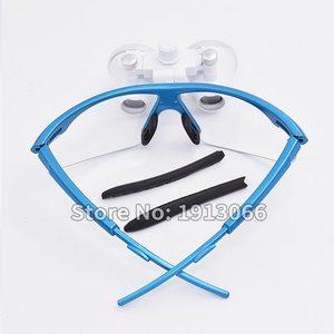 Image 4 - Hohe qualität 3,5 X420mm Tragbare Zahnarzt Chirurgische Medizinische Binocular Dental Lupe Optische Glas Für Dental Prüfungen