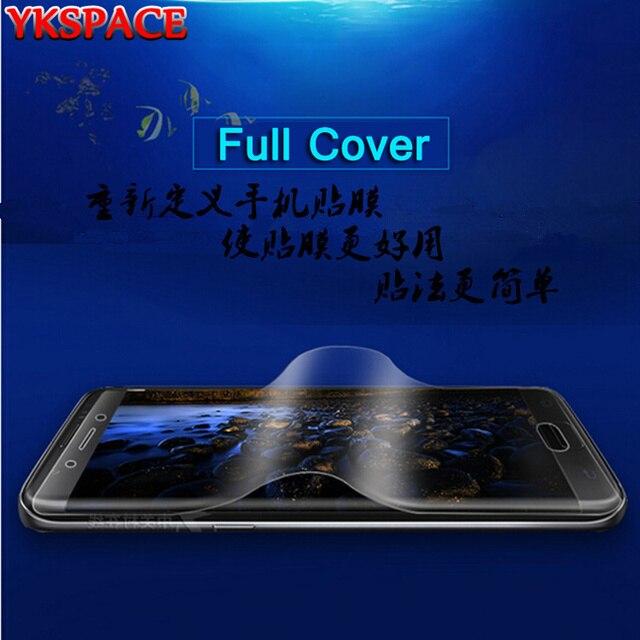 YKSPACE HD Full Cover Soft TPU Nano Hydrogel Screen Protector Film for...