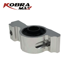 KOBRAMAX Wheel Suspension Aluminum Front Right+Left Control Arm Bushing 3523.61 For Peugeot 406