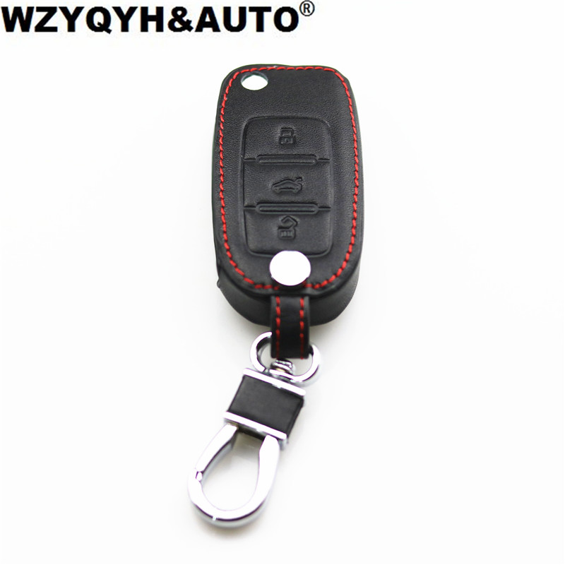 car remote key leather cover for Volkswagen POLO Tiguan Passat Golf EOS Scirocco Jetta Bora Lavida Touareg Touran Magotan 1x led luggage compartment trunk boot lights 12v for vw caddy eos golf jetta passat cc scirocco sharan tiguan touran touareg t5