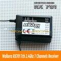 100% geniune walkera rx701 7ch 2.4 ghz 7 canales receptor para walkera devo tx