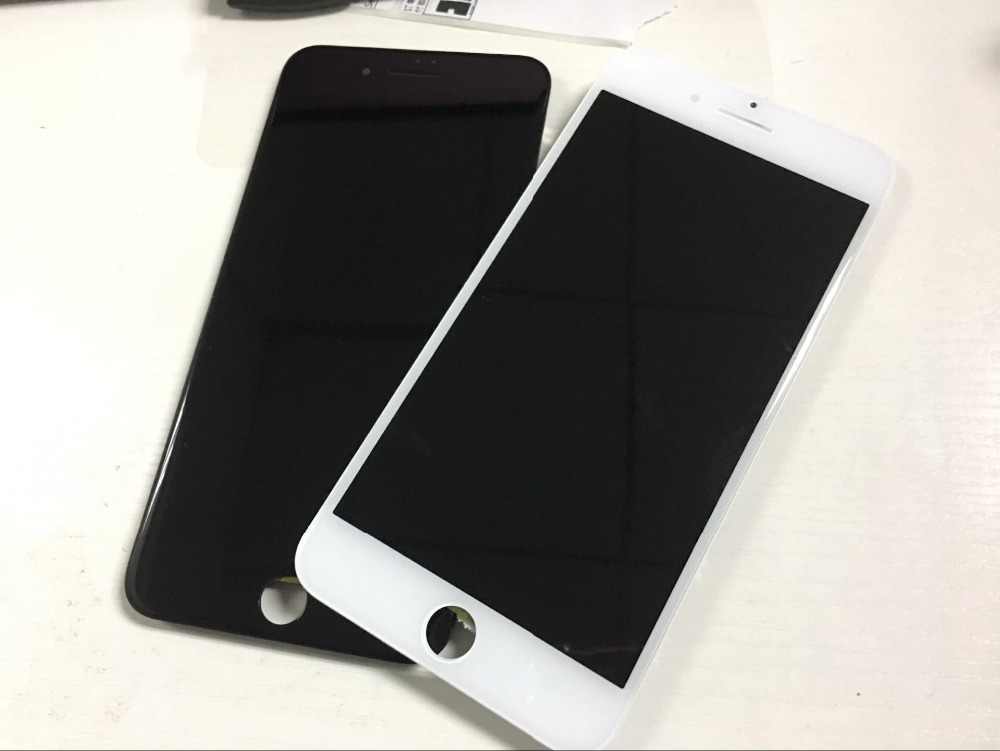 NO Dead pixel 5.5 For IPHONE 7 PLUS LCD Touch Screen Front Glass Digitizer Glass ; For Iphone 7 Plus lcd Display assembly