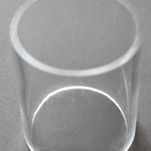 Clear-Tube Aquarium Acrylic 2PCS Perspex PMMA Can-Cutting Water-Pipe Process-Material