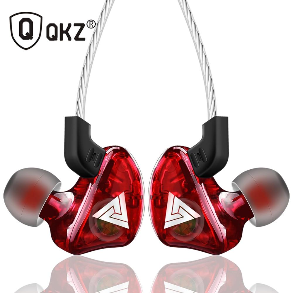 Oortelefoon QKZ CK5 In Ear Oortelefoon Stereo Running Sport Headset - Draagbare audio en video - Foto 2
