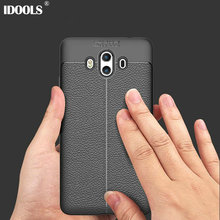 hot deal buy idools case for huawei mate 10 cover back soft slim coque dirt resistant 5.9