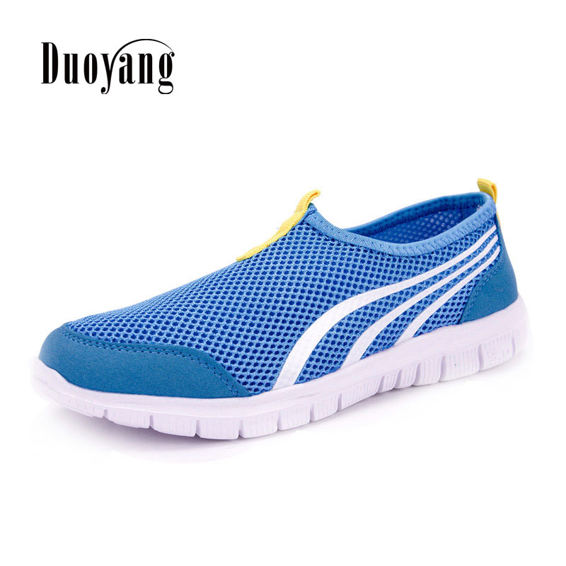 Breathable mesh shoes women 2017 hot fashion women casual shoes free shipping candy color women garden shoes breathable women beach shoes hsa21