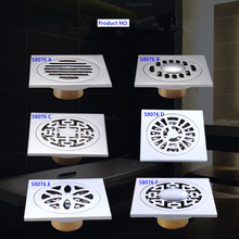 Дренажный линейный душевой сток в полу ванная комната заглушка для ванной нержавеющая сталь класса sus304 фильтр для кухни фильтр