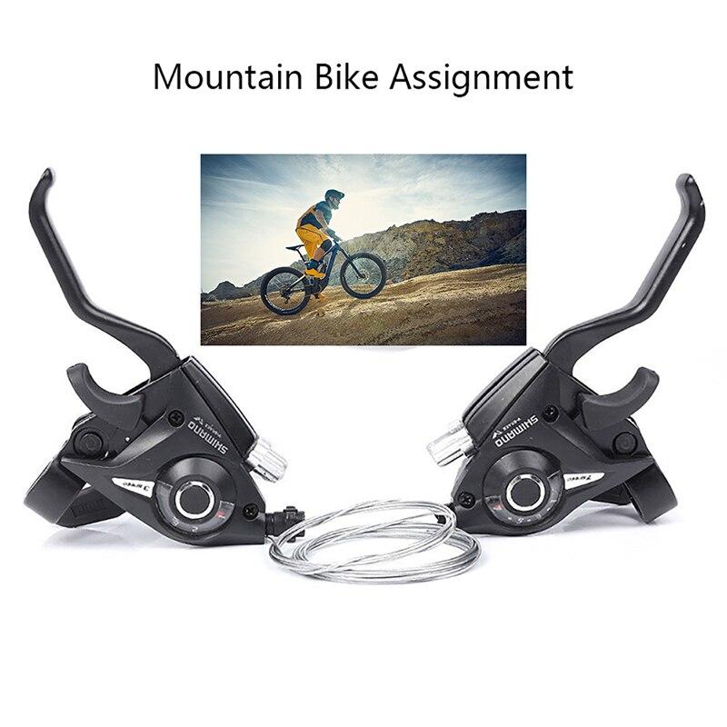 Bicycle Shift Gear Shifters Universal Lever Mountain Bike Compatible Bike Cycle