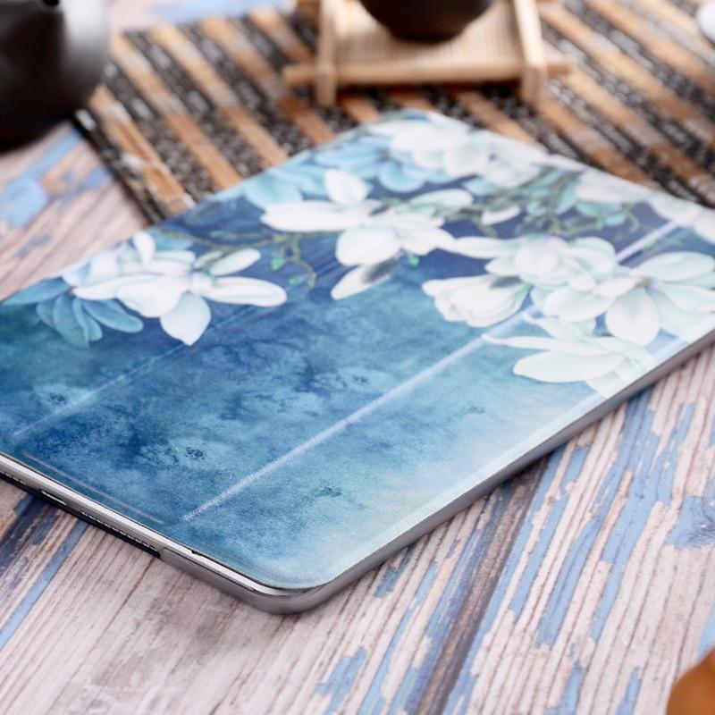Magnolia pu kaitseümbris Smart Pro iPad Pro 9,7 10,5 11 12,9 - Tahvelarvutite tarvikud - Foto 6
