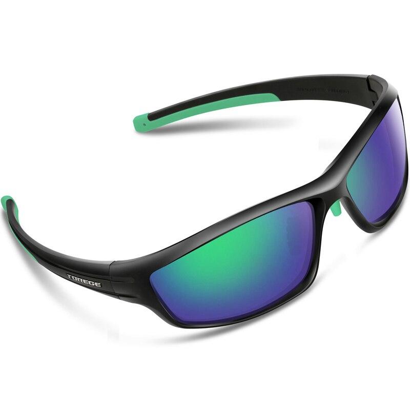 TOREGE 2017 New Unisex font b Polarized b font Sunglasses for Men Women font b Fashion