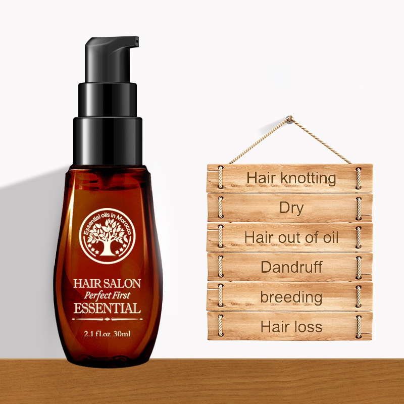 30ml Hair Oil Essence Serum Nourish Smooth Repair Damaged Dry Hairy Loss Prevention Hair Care Dandruff Essential Oil