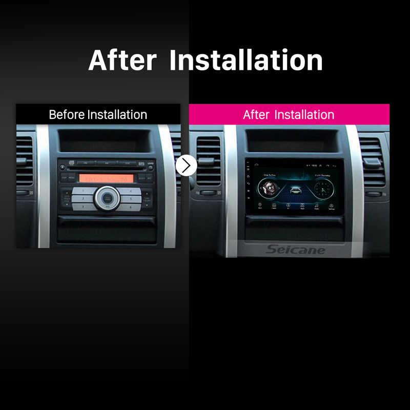 Seicane uniwersalny 2din Android 8.1 8 cal radia samochodowego GPS wifi samochodowy odtwarzacz multimedialny dla Nissan TOYOTA Kia RAV4 Honda VW Hyundai