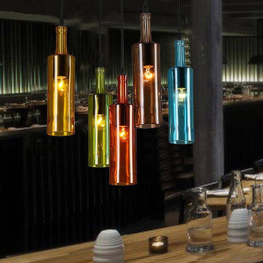 Aliexpress.com : Buy Modern Art Stained Glass Pendant