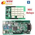 Wow con chip de NEC tcs cdp con bluetooth o sin bluetooth igual que apoyan mult-idiomas tcs cdp pro plus cdp herramienta dignostic