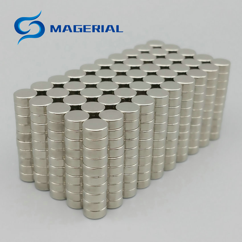 1 pack NdFeB Magnet N42 Disc Diameter 6x2.5 mm about 0.24 Diametrically Magnetized Strong Magnet Neodymium Permanent Magnets 1 pack diametrically ndfeb magnet ring diameter 9 53x3 18x3 18 mm 3 8 1 8 1 8 tube magnetized neodymium permanent magnets