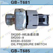 Экскаватор kobelco sk200 8/210/250/260/330/350 8 Датчик давления