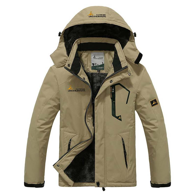 Plus size 5XL,6XL outwear winter coat men and women`s thicken waterproof fleece warm cotton down parka coat men jacket LB816