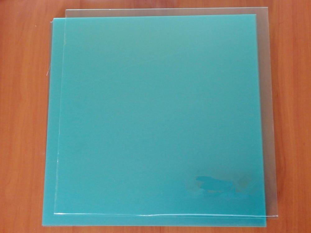 A 3D Printer PEI Print Bed surface 300x200mm 250x250mm 230x150mm 380x255mm for Reprap 3D Printer Prusa