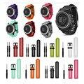 Correa de reloj de 26mm Correa De Silicona Suave correa de Reloj de Reemplazo Con Herramientas Para Garmin Fenix 3 de Diseño de Moda Caliente de La Venta Del Envío gratis