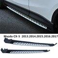 Für Mazda CX 5 CX5 2013.2014.2015.2016.2017 Auto Trittbretter Seite Schritt Bar Pedale Hochwertigen Rund Partikel Nerf Bars-in Nerf Bars & Trittbretter aus Kraftfahrzeuge und Motorräder bei