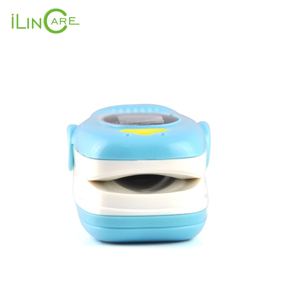SpO2 and Heart rate Measuring Fingertip Pulse Oximeter for Child and Adult 5