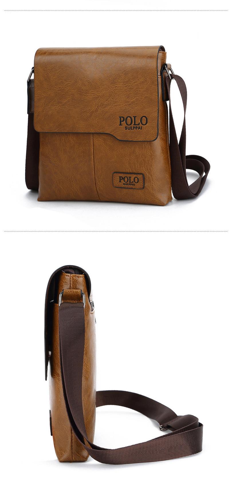 b7fa1ba7e3e5 Designer POLO Bags Hot Sale Messenger Bag Men Leather High Quality  Crossbody Man Shoulder Bag. NB402 01 NB402 02 NB402 03 ...