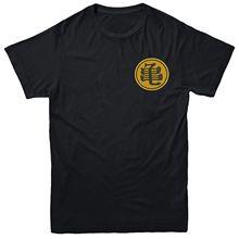 Master Roshis Kanji Symbol T-shirt, Dragon Ball Z Inspired Embroidered Tee Top Free shipping tshirt Harajuku Tops Fashion