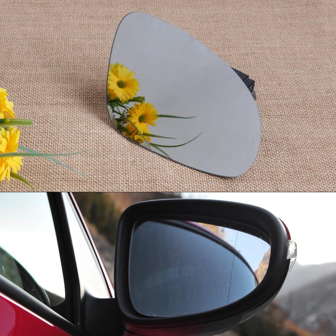 beler for Volkswagen VW Golf GTI Jetta MK5 EOS R32 Rabbit Passat B6 Car Right Side Wing Mirror Glass Heat W/ Holder