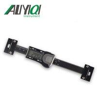 0 300mm 0.01mm digital scales horizontal type digital caliper trammel ruler