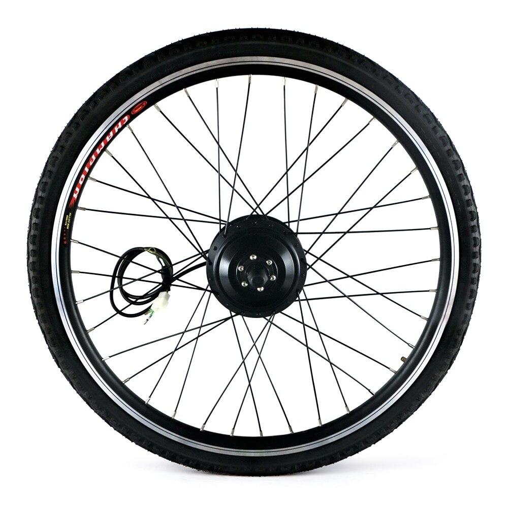 26x1.75 Electric Bicycle Rear Wheel Disc Brake Hub Motor Kit 36V 250W Powerful Motor E-Bike Conversion Kit Controller26x1.75 Electric Bicycle Rear Wheel Disc Brake Hub Motor Kit 36V 250W Powerful Motor E-Bike Conversion Kit Controller
