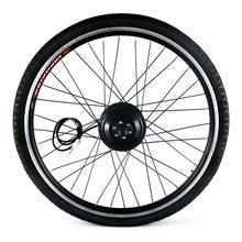 26×1,75 »Электрический заднее колесо велосипеда дисковый тормоз Комплект мотор-концентратор 36 в 250 Вт Мощный мотор E-Bike конверсионный комплект контроллер