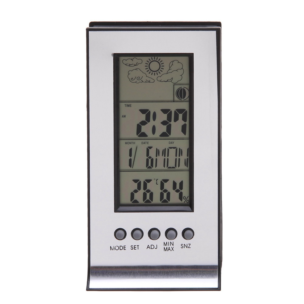 Baby Monitor With Room Thermometer