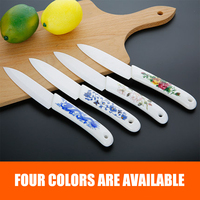 High Quality Ceramic Knife Multi Style Kitchen Knife Fruit Vegetable Knife Zirconia Does Not Rust Creative